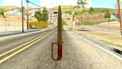 Antique Cavalry Dagger from GTA 5 para GTA San Andreas