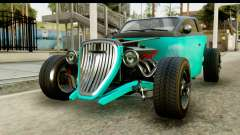 GTA 5 Hotknife GT para GTA San Andreas