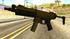 MP5 from GTA 5 para GTA San Andreas