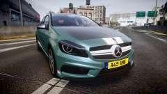 Mersedes-Benz A45 AMG PJs5