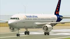 Airbus A320-200 Brussels Airlines