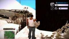 C-HUD by Jeremy Wilsher para GTA San Andreas