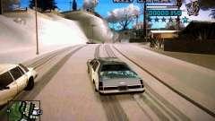 HUD by Weezy para GTA San Andreas