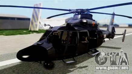 Harbin Z-9 BF4 para GTA San Andreas