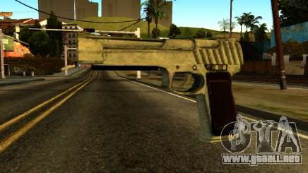 Desert Eagle from GTA 5 para GTA San Andreas