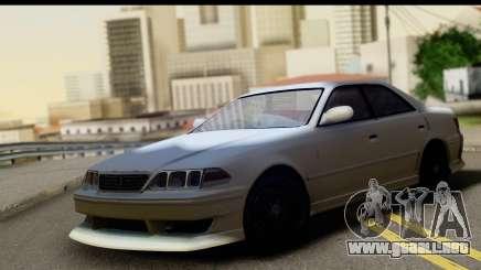 Toyota Mark 2 Sport para GTA San Andreas