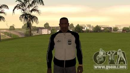 Adidas Honduras Track Jacket para GTA San Andreas