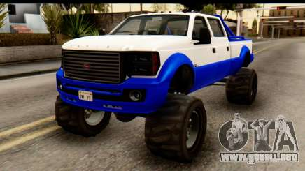 GTA 5 Vapid Sandking XL IVF para GTA San Andreas