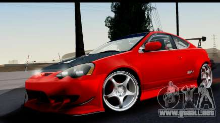 Honda Integra Type R Time Attack HQLM para GTA San Andreas