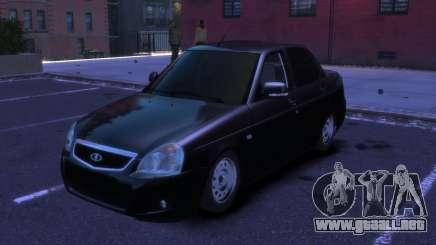 Lada 2170 Priora para GTA 4