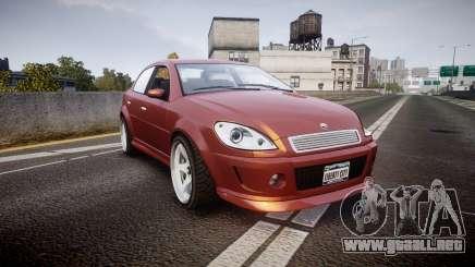 Declasse Premier Sport R para GTA 4