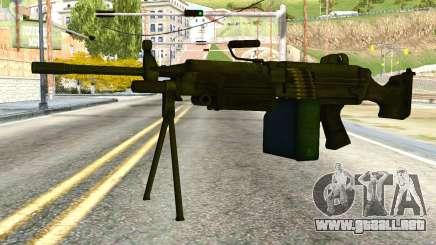 M16 from Global Ops: Commando Libya para GTA San Andreas