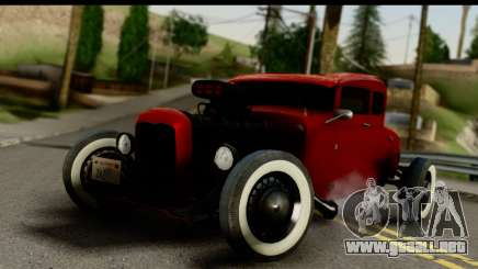 Smith 34 Hot Rod para GTA San Andreas