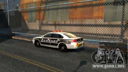 Emergency Lights System v8 [ELS] para GTA 4