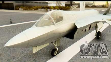 F-35B Lightning II Hatsune Miku Version para GTA San Andreas