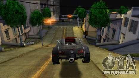 ENB Version 1.5.1 para GTA San Andreas sexta pantalla