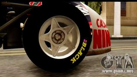 Chevrolet Series 2 Turismo Carretera Mouras para la visión correcta GTA San Andreas