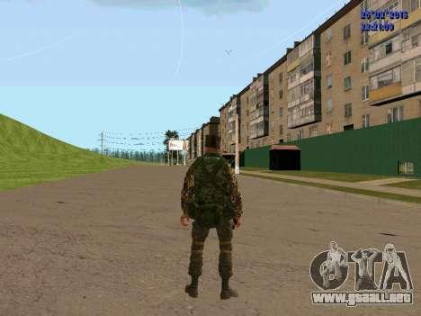 Cosacos Del Don para GTA San Andreas quinta pantalla