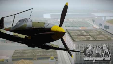 ИЛ-10 de la Fuerza Aérea de rusia para la visión correcta GTA San Andreas