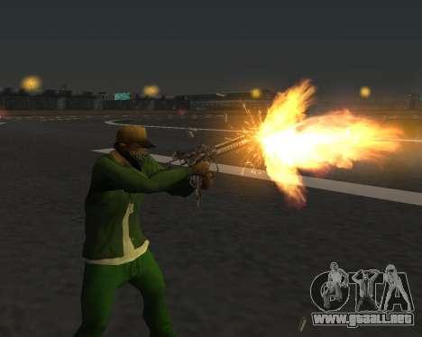 Hermosas tomas de armas para GTA San Andreas twelth pantalla