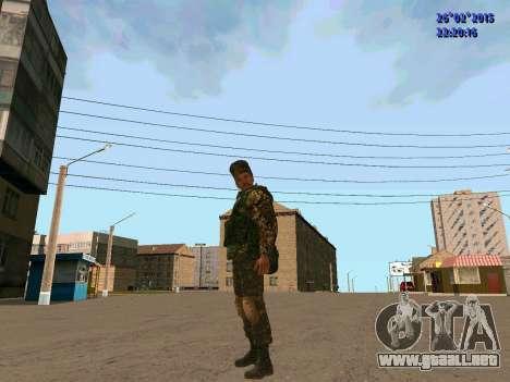 Cosacos Del Don para GTA San Andreas tercera pantalla