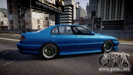 Bravado Feroci Los Santos Customs Edition para GTA 4 left