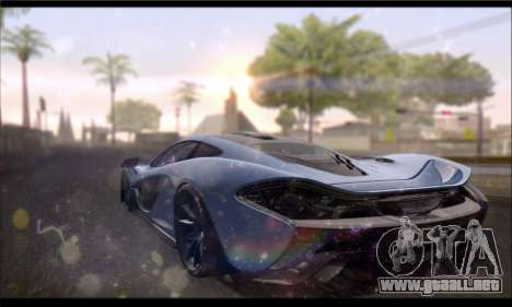 ENB GTA V para muy débil PC para GTA San Andreas novena de pantalla