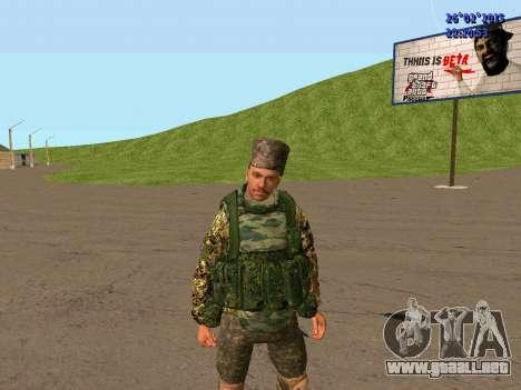 Cosacos Del Don para GTA San Andreas sucesivamente de pantalla