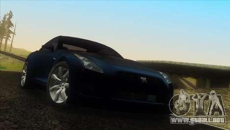 Vanilla ENB Series para GTA San Andreas sucesivamente de pantalla