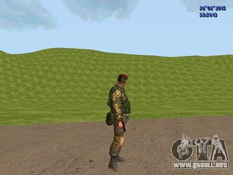 Cosacos Del Don para GTA San Andreas sexta pantalla
