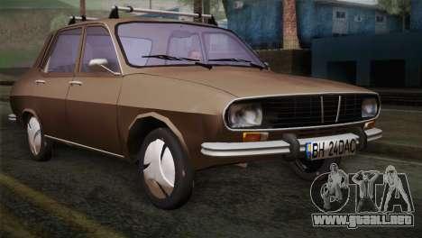 Dacia 1300 Biharia para GTA San Andreas