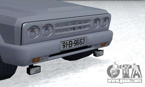 Aro 328 para visión interna GTA San Andreas