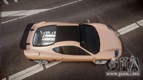 Grotti Turismo GT Carbon para GTA 4 visión correcta