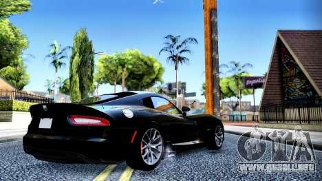 ENB Cal HD por medio de la PC para GTA San Andreas segunda pantalla