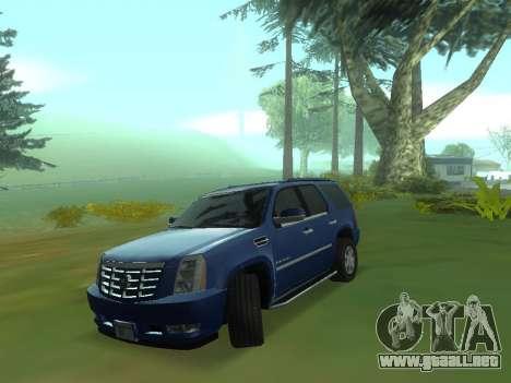 El comportamiento real de la máquina v3.0 para GTA San Andreas tercera pantalla