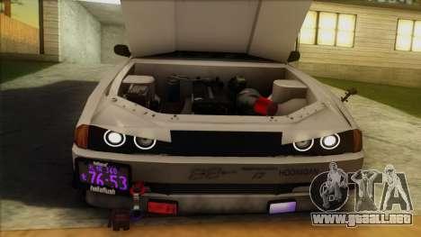 Elegy Undercover para el motor de GTA San Andreas