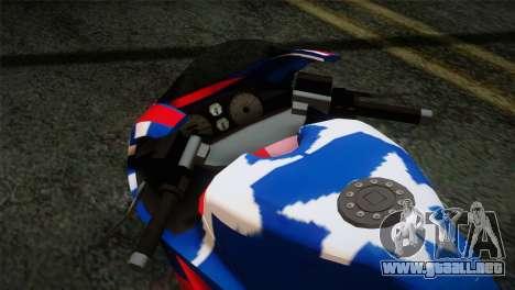 GTA 5 Bati American para la visión correcta GTA San Andreas