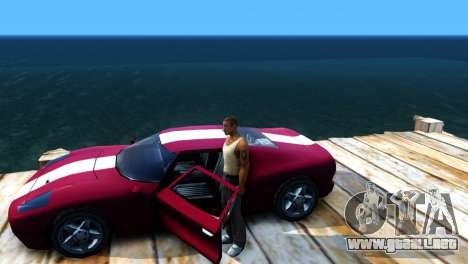 ENB Version 1.5.1 para GTA San Andreas segunda pantalla