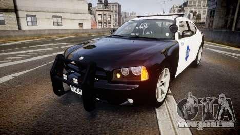Dodge Charger 2010 LCPD [ELS] para GTA 4