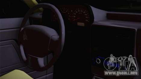 SAIPA 132 para la visión correcta GTA San Andreas