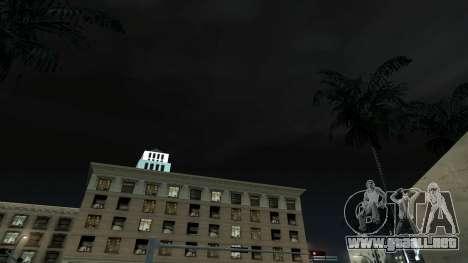 Colormod by Thomas para GTA San Andreas segunda pantalla