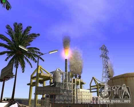 ENB JP para GTA San Andreas tercera pantalla