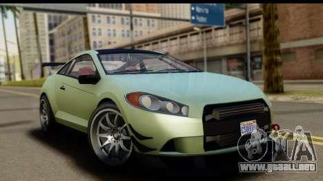 GTA 5 Maibatsu Penumbra SA Mobile para GTA San Andreas