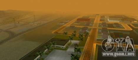 Brillante Colormod para GTA San Andreas segunda pantalla
