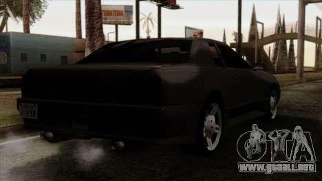 Elegy para GTA San Andreas left