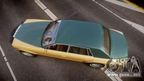 Enus Super Diamond 2 Colors para GTA 4 visión correcta
