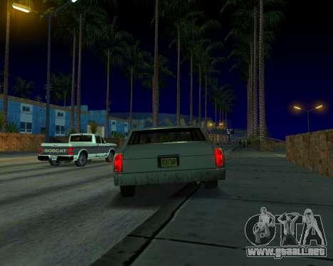 ENB v3.0.0 para PC débil para GTA San Andreas quinta pantalla