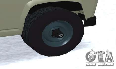 Aro 244 para visión interna GTA San Andreas