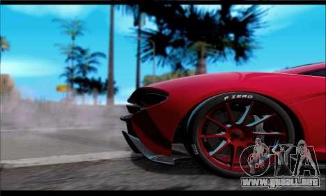 ENB GTA V para muy débil PC para GTA San Andreas octavo de pantalla