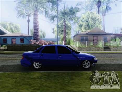 De los FLOREROS 2110 БПАN de Kemerovo para GTA San Andreas left